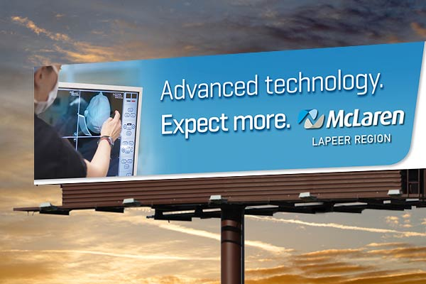 """Expect More"" Outdoor"