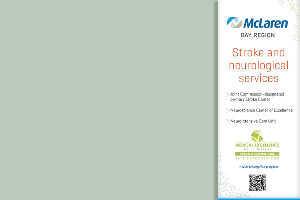 Stroke and neurological services banner