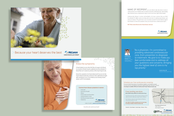 Cardiology Direct Mail