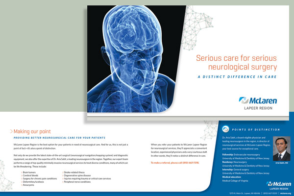 Neuroscience Direct Mail