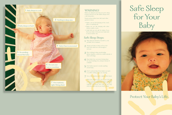 Safe Sleep Brochure