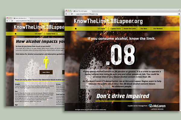 Know the Limit Website