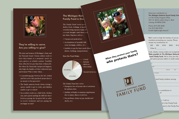 Donor Brochure